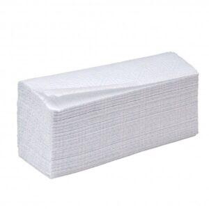 Бумажные полотенца 2-х слойные