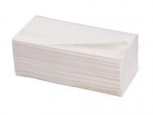 Бумажные полотенца 1 слойные